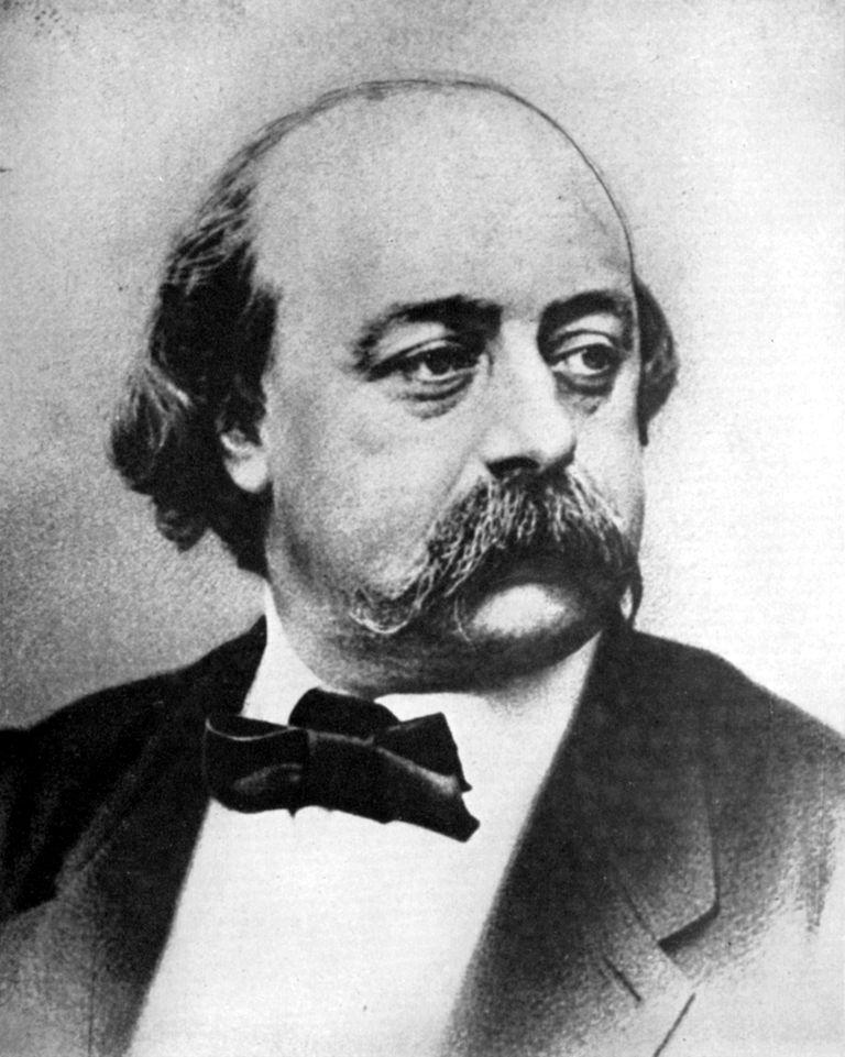 Gustave Flaubert escritor francés, considerado uno de los mejores novelistas occidentales, autor de la novela Madame Bovary. Crédito: web thoughtco.com