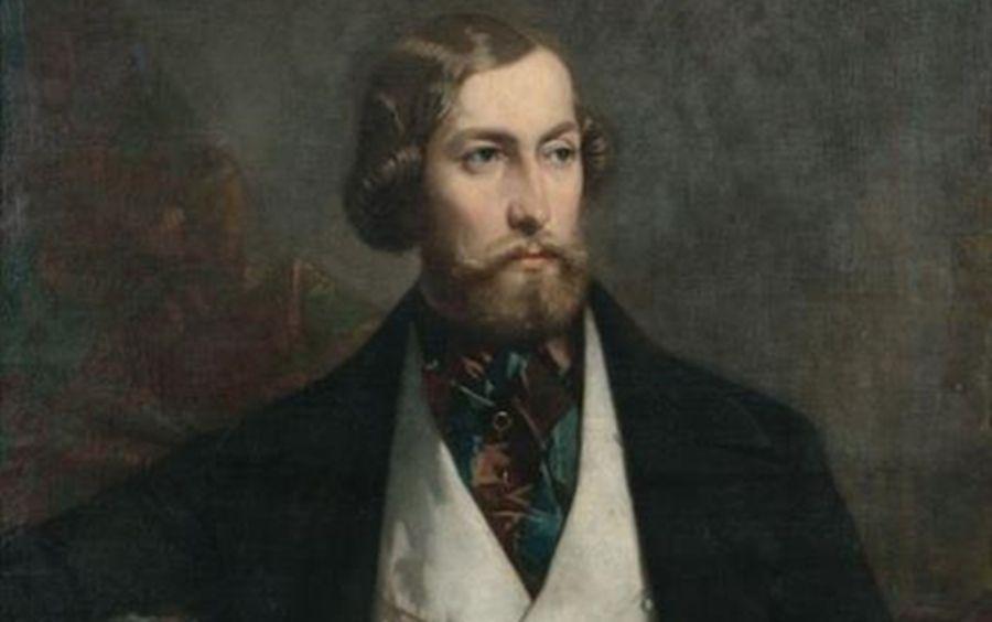Alfred Musset uno de los primeros románticos de Francia. Crédito: web loft.it/society