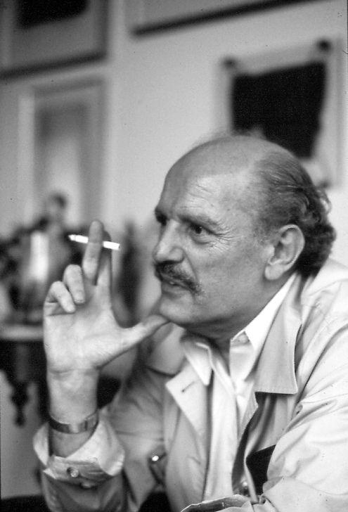 Ángel Rama Facal escritor uruguayo nacido en 1926 y considerado uno de los principales ensayistas y críticos latinoamericanos. Crédito: web in-cubadora.org