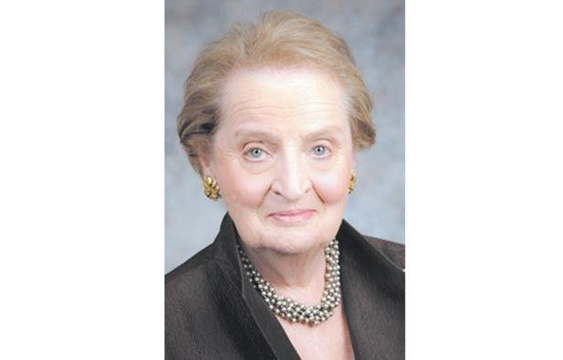 Madeleine Albright una brillante secretaria de estado de USA. Crédito: web diariomx/Estados_Unidos