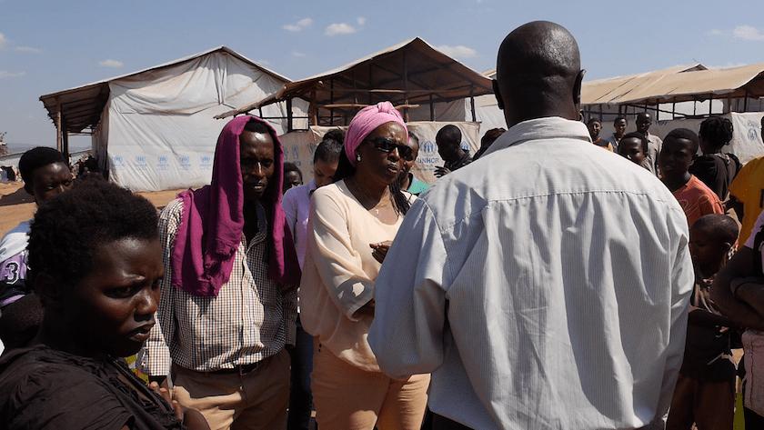 Marguerite Barankitse abrió en Ruanda un hogar para niños refugiados. Crédito: web maisonshalom.org