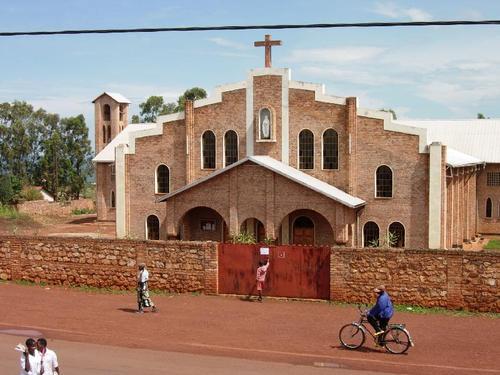 Ruyigi es la capital de la provincia de Ruyigi. Tiene una población de 37.000 habitantes. Crédito: web trip-suggest.com