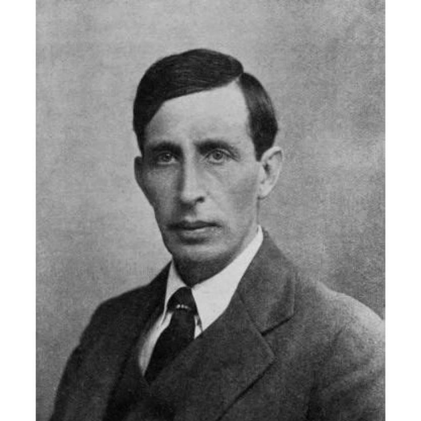 Leonard Woolf era un brillante funcionario público británico. Crédito: web speakingtigerbooks.com