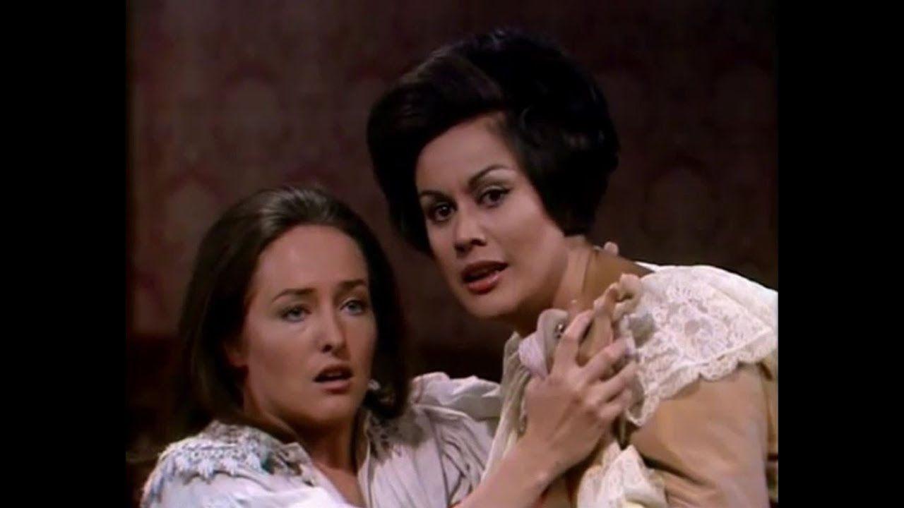 Kiri Te Kanawa interpretó a la condesa Almaviva. Crédito: youtube.com