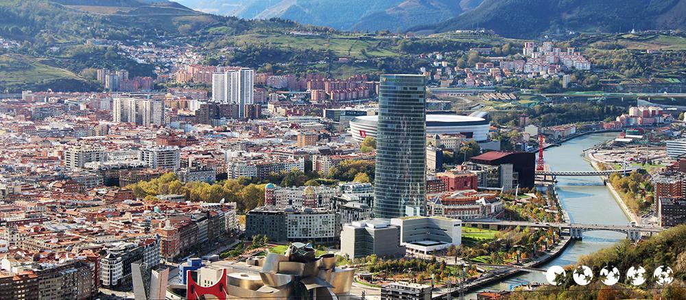 Bilbao es una ciudad portuaria del norte de España. Crédito: web centraldereservas.com