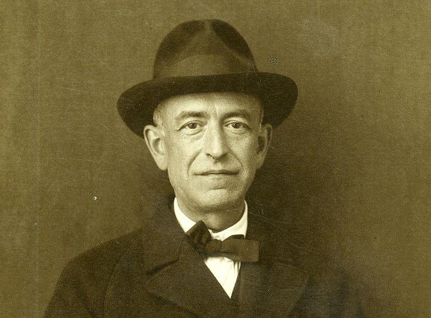 Manuel de Falla, músico, artista y gaditano. Crédito: web catedraldecadiz.com