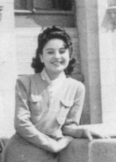 Victoria de los Ángeles er feliz en su casa. Crédito; web ub.edu/web/ub/es