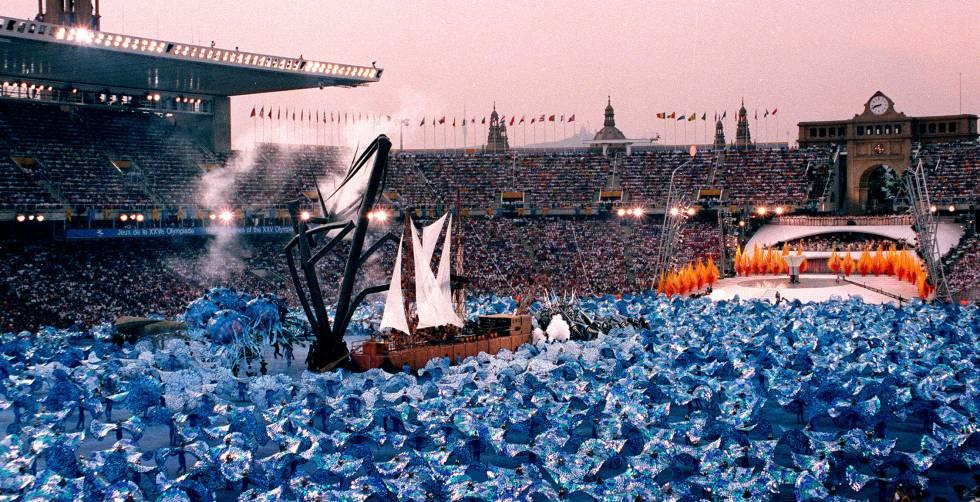 Victoria estuvo presente en su ciudad, en este gran acontecimiento deportivo mundial. Crédito: web elpais.com/deportes