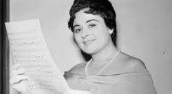 Victoria de los Ángeles desarrolló una brillante trayectoria por los teatros y salas de conciertos más importantes del mundo. Crédito: web españaescultura.es