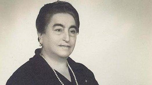 Ángela Ruiz Robles, maestra e inventora. Crédito: web abc Galicia 29 marzo 2016.