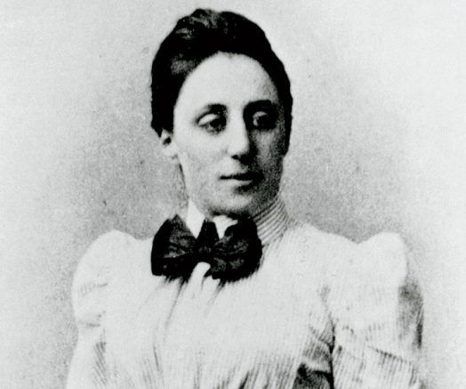 Emmy Noether matemática alemana notable