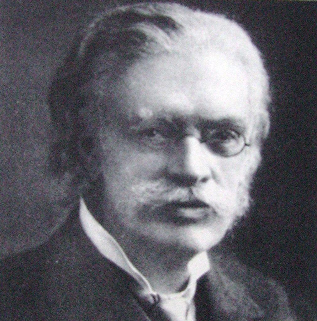 Gustav admirador de Sofía Kovalevsku