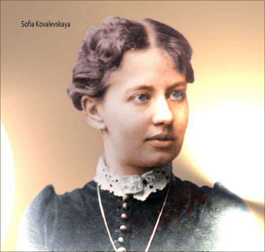 Sofía Kovalevskaya notable matemática rusa