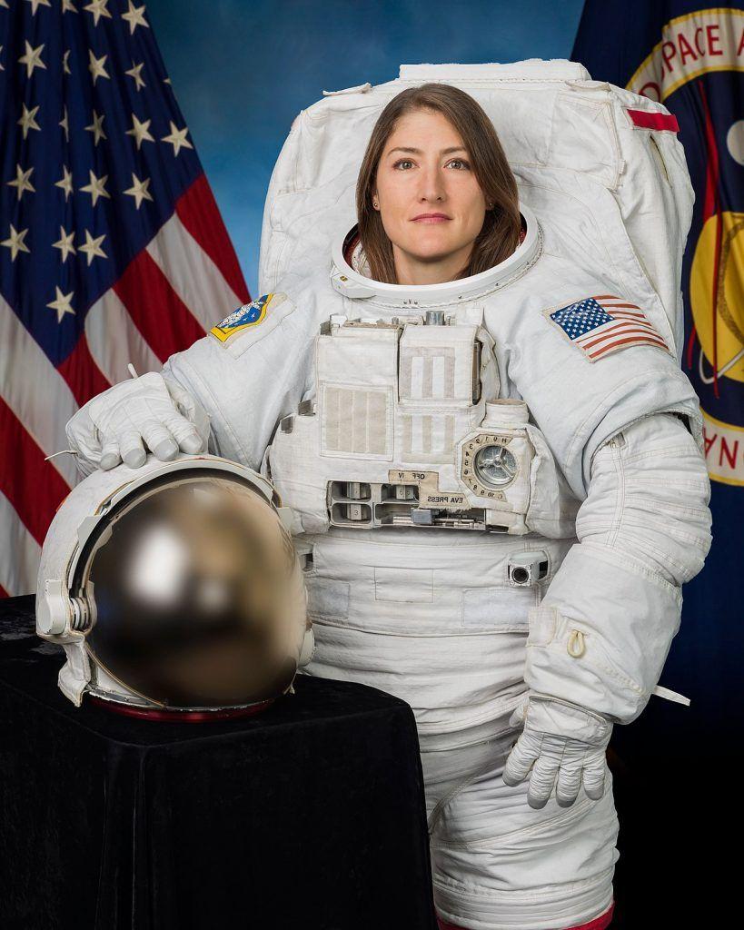 Christina astronauta