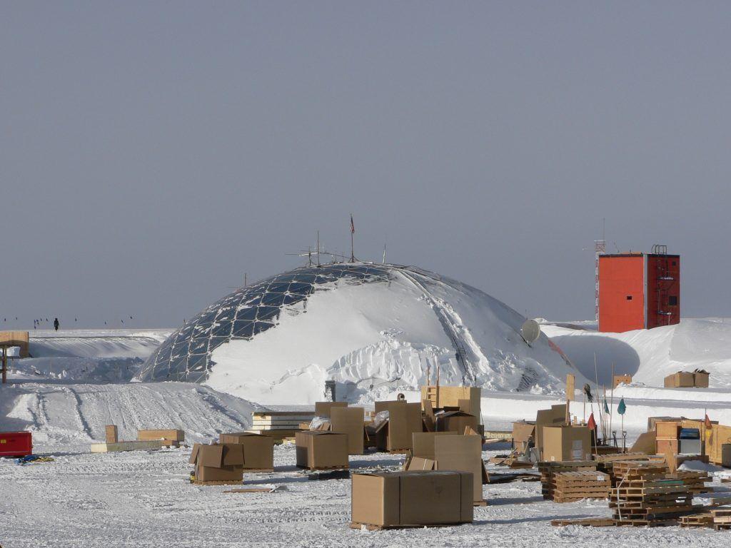 Estación Amundsen