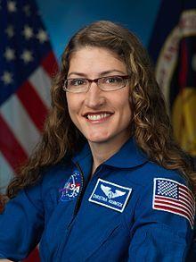 Christina Koch astronauta americana