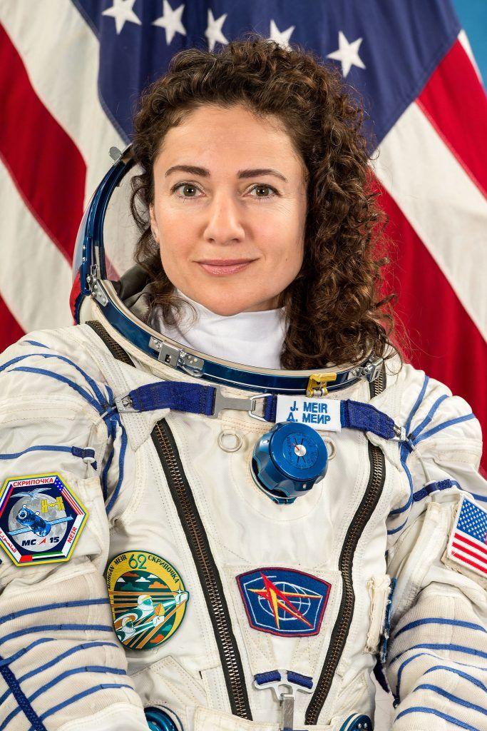 Jessica Meir astronauta NASA