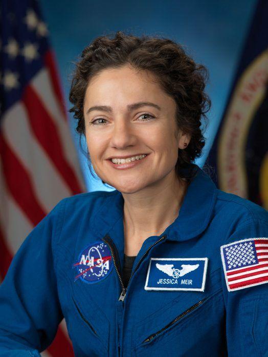 Jessica Meir astronauta americana