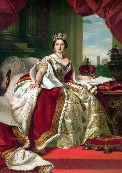 Reina Victoria Reino Unido