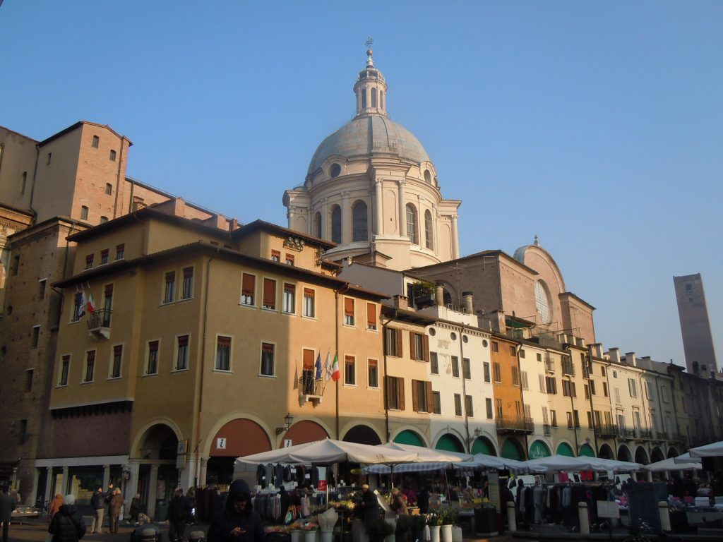 Mantua donde estudió Ainhoa Arteta