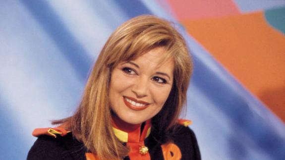 Teresa Rabal hija de Asunción Balaguer