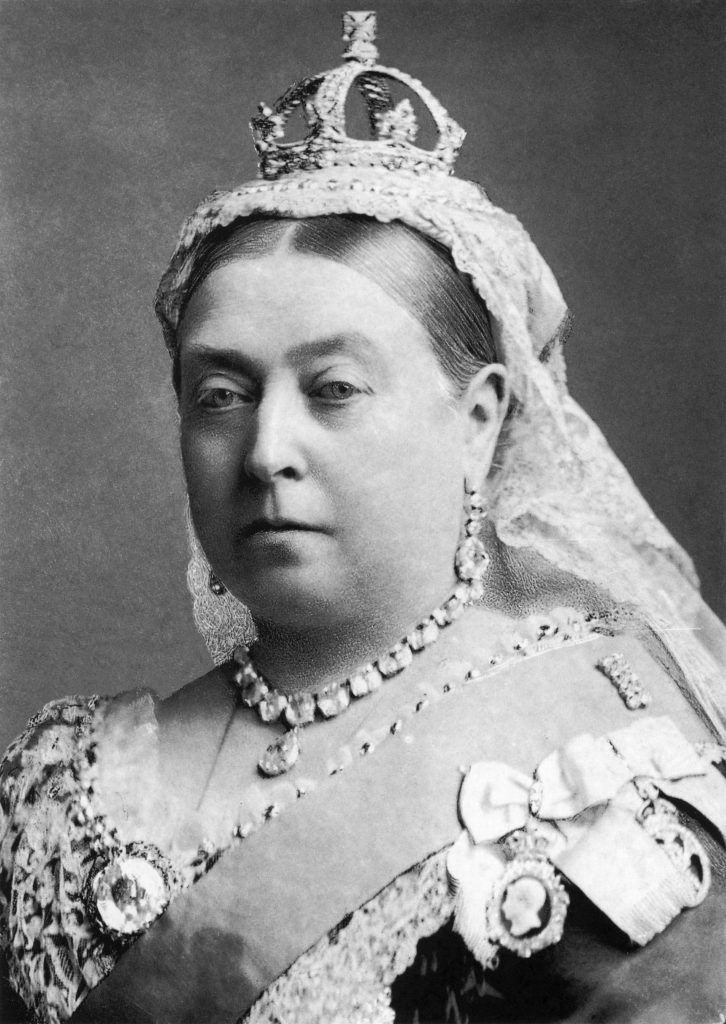 Reina Victoria 1882