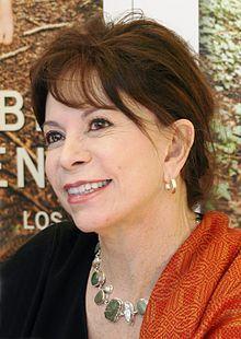 Isabel Allende escritora novelista chilena