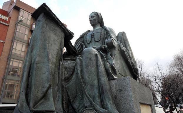 Monumento de Beatriz Galindo