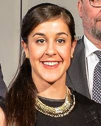 Carolina Marín deportista bádminton