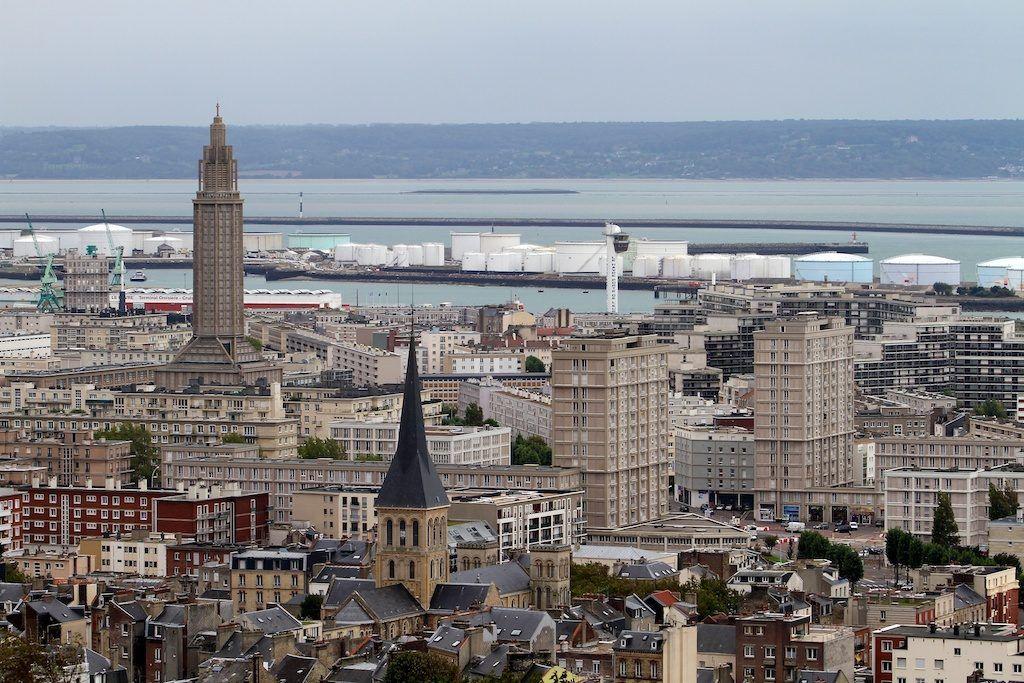 Christina en Le Havre