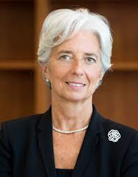 Christine Lagarde abogada economista