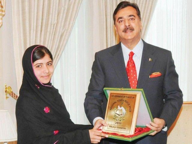 Malala Yousafzai Ministro Pakistán