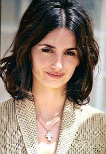 Penélope Cruz actriz española