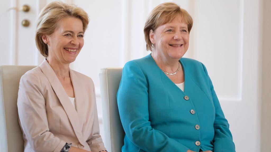 Ursula Angela Merkel