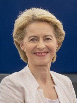 Ursula Leyen política alemana