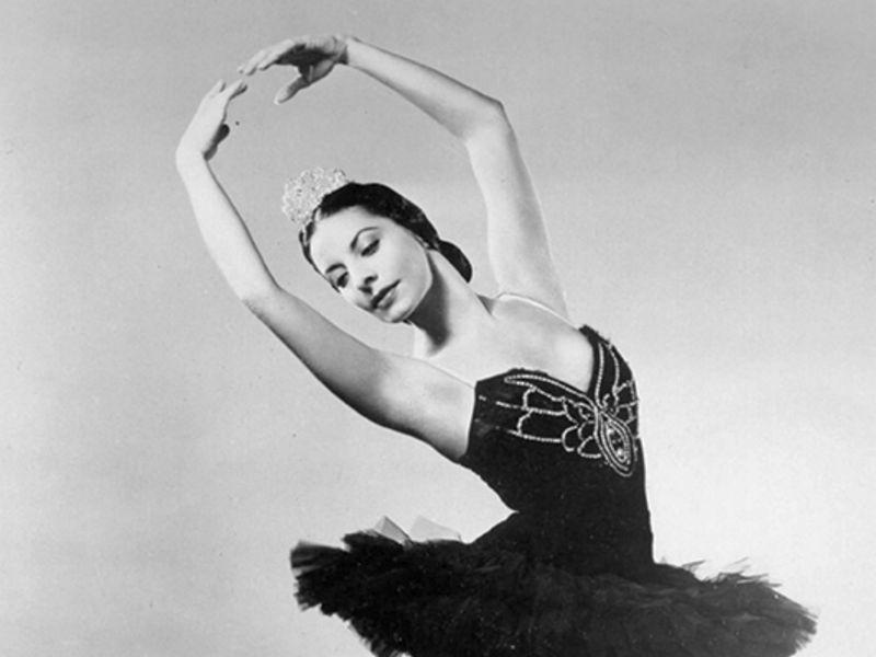 Alicia Alonso ballet