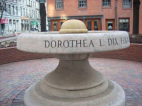 Fuente Dorothea Dix