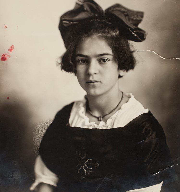 Frida Kahlo 12 años