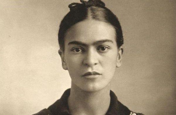 La joven Frida Kahlo