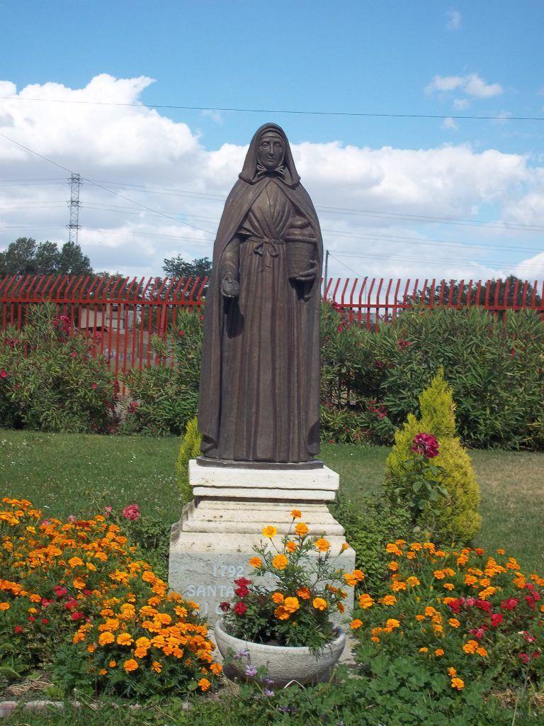 Estatua Juana Jugan Valladolid