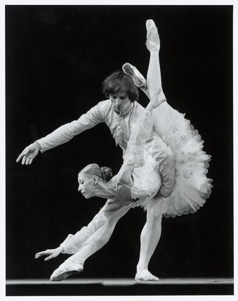 Margot Fonteyn Nuréyev