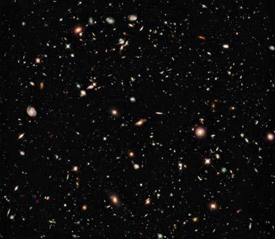 Miles de galaxias Vera Rubin