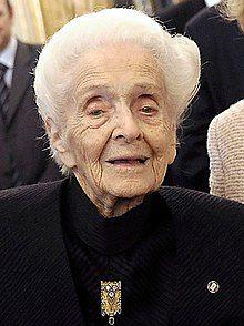 Anciana Rita Levi