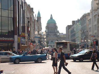 Belfast,Irlanda