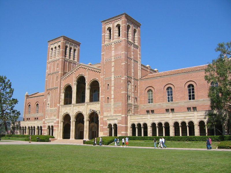 Universiad de California